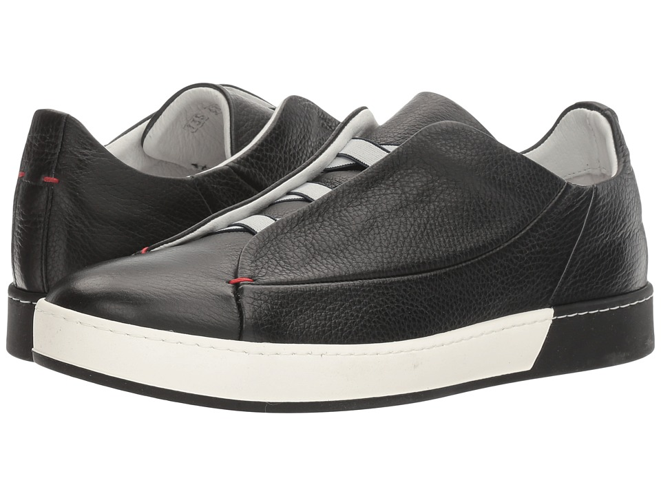 Bacco Bucci - Pinto (Black) Mens Lace up casual Shoes