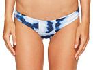 RVCA - Griddly Printed Cheeky Bikini Bottom