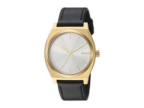 Nixon Time Teller - Gold/White Sunray/Black