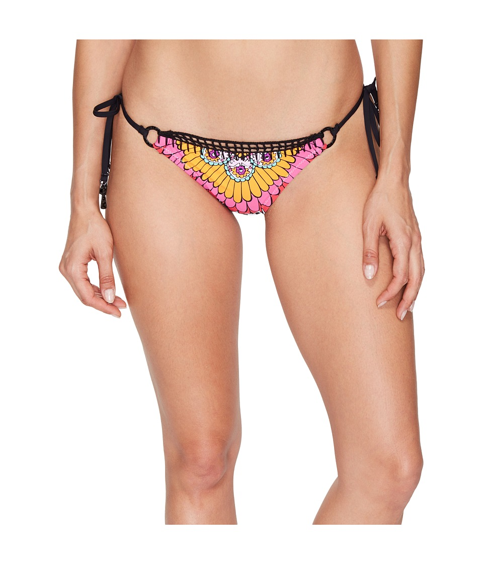 Trina Turk Ibiza Tie Side Hipster Bottom (Multi) Women