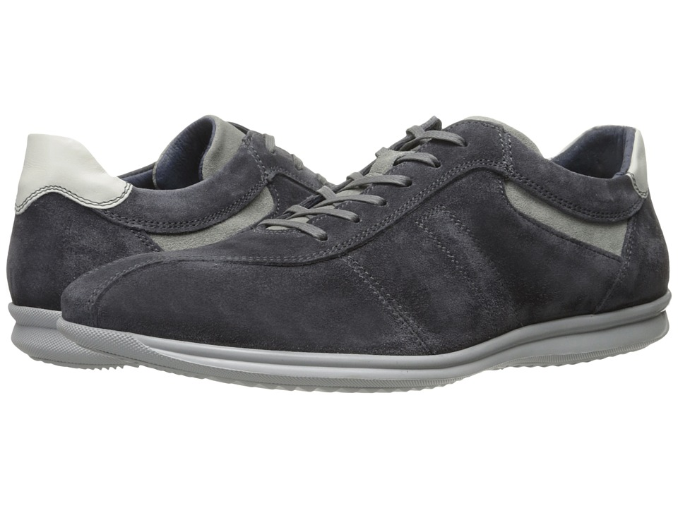 Bacco Bucci - Ambers (Grey) Mens Lace up casual Shoes