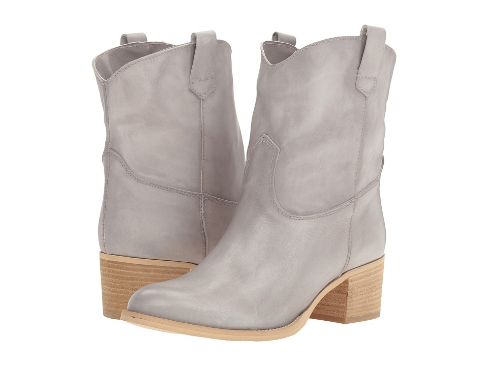 Massimo Matteo Low Cowboy Boot (Grigio) Women