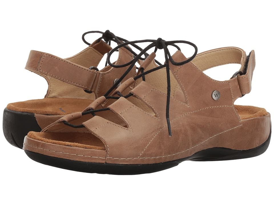 Wolky - Kite (Beach Cartago) Womens Shoes