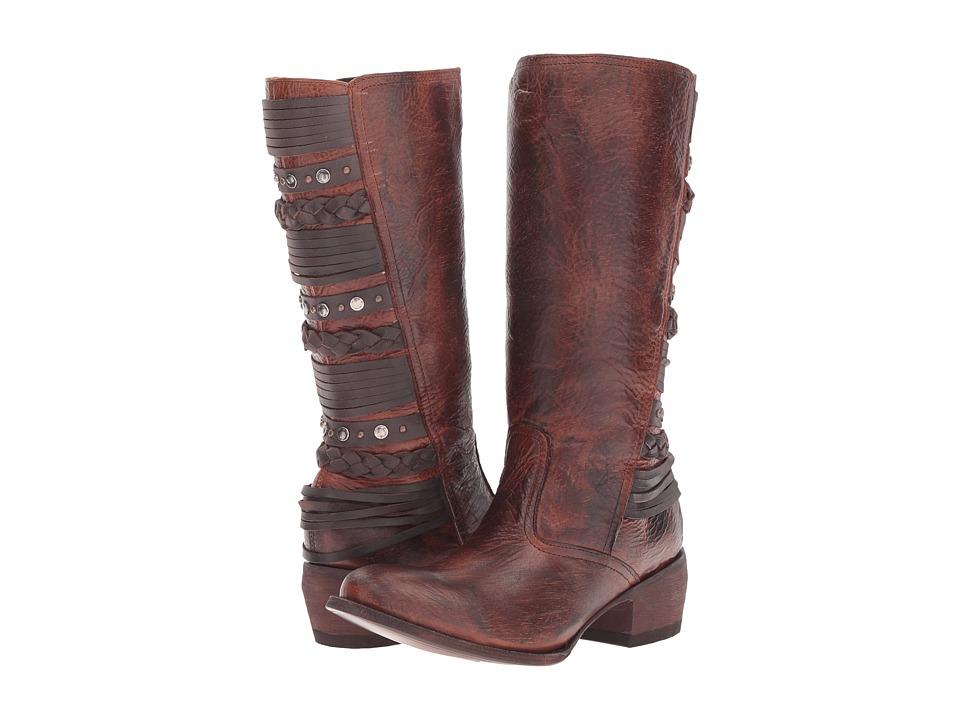 Old Gringo Mirrani (Rust/Chocolate) Cowboy Boots