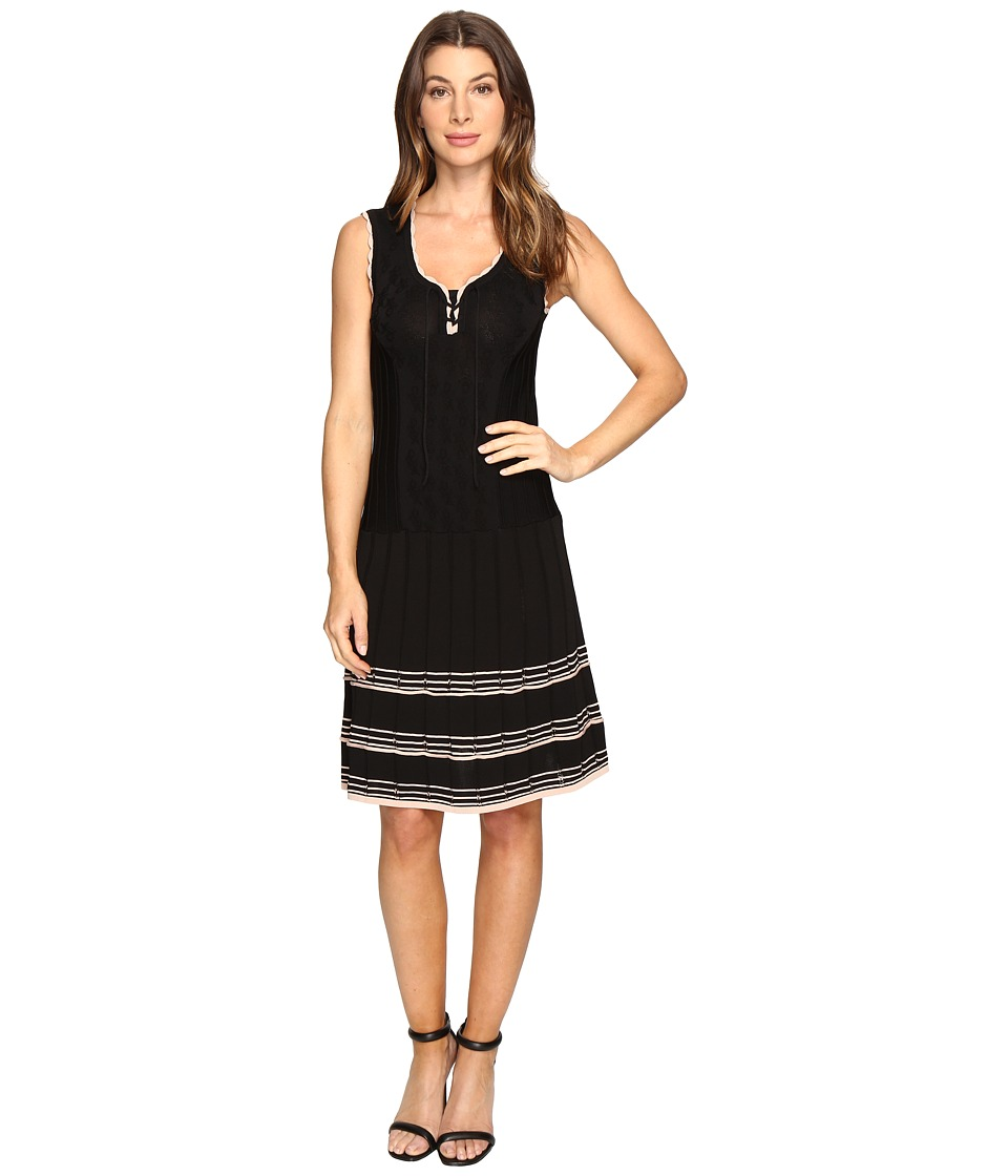 Nanette Lepore Santa Maria Dress (Black) Women