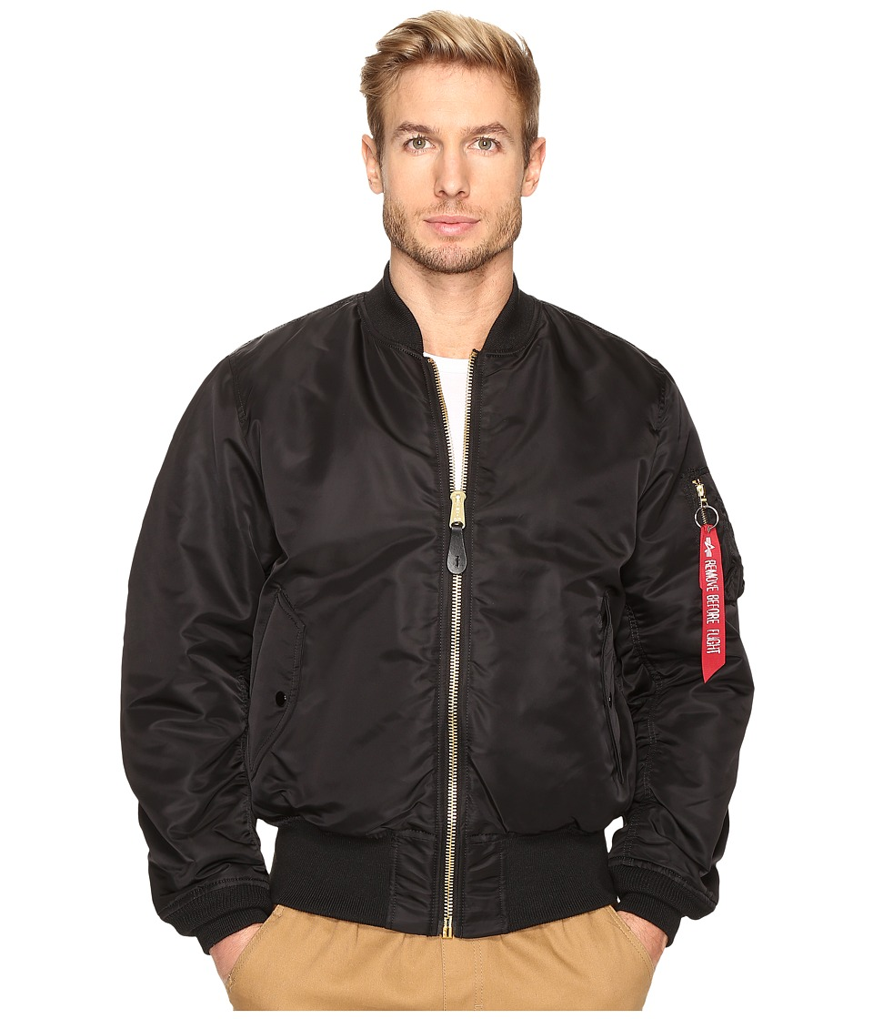 Alpha Industries - MA-1 Blood Chit Flight Jacket