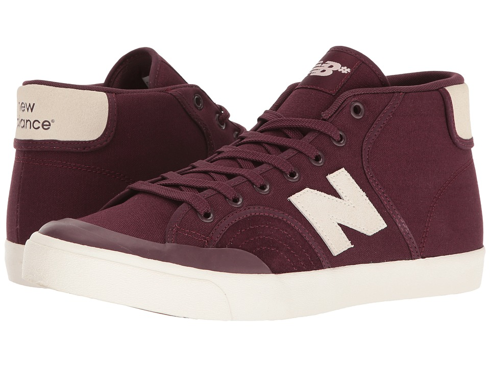 New Balance Numeric - NM213 (Cordovan/Cloud White) Mens Skate Shoes