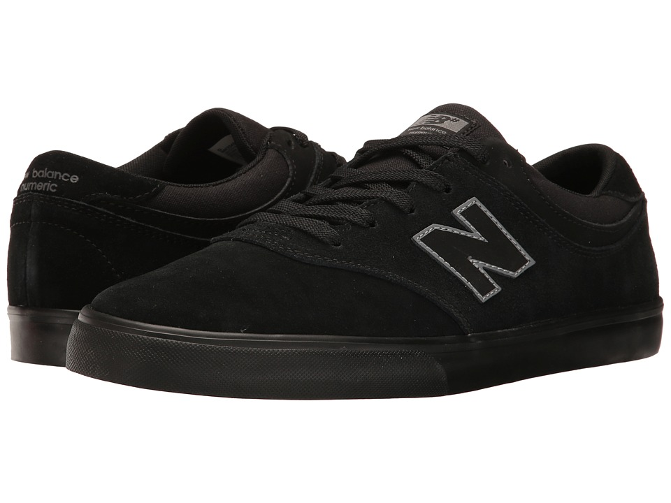 New Balance Numeric - NM254 (Black/Black) Mens Skate Shoes