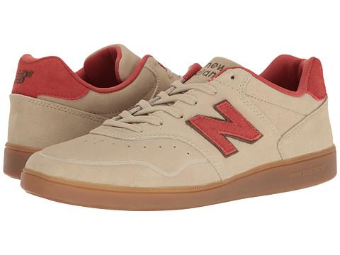 New Balance Numeric NM288 - Pebble/Rust