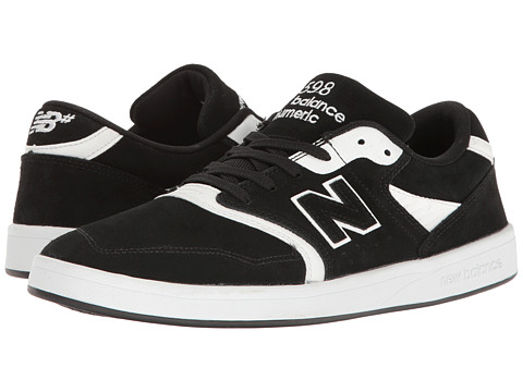New Balance Numeric NM598 - Black/White