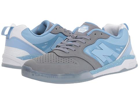 New Balance Numeric NM868 - Gunmetal/Heritage Blue