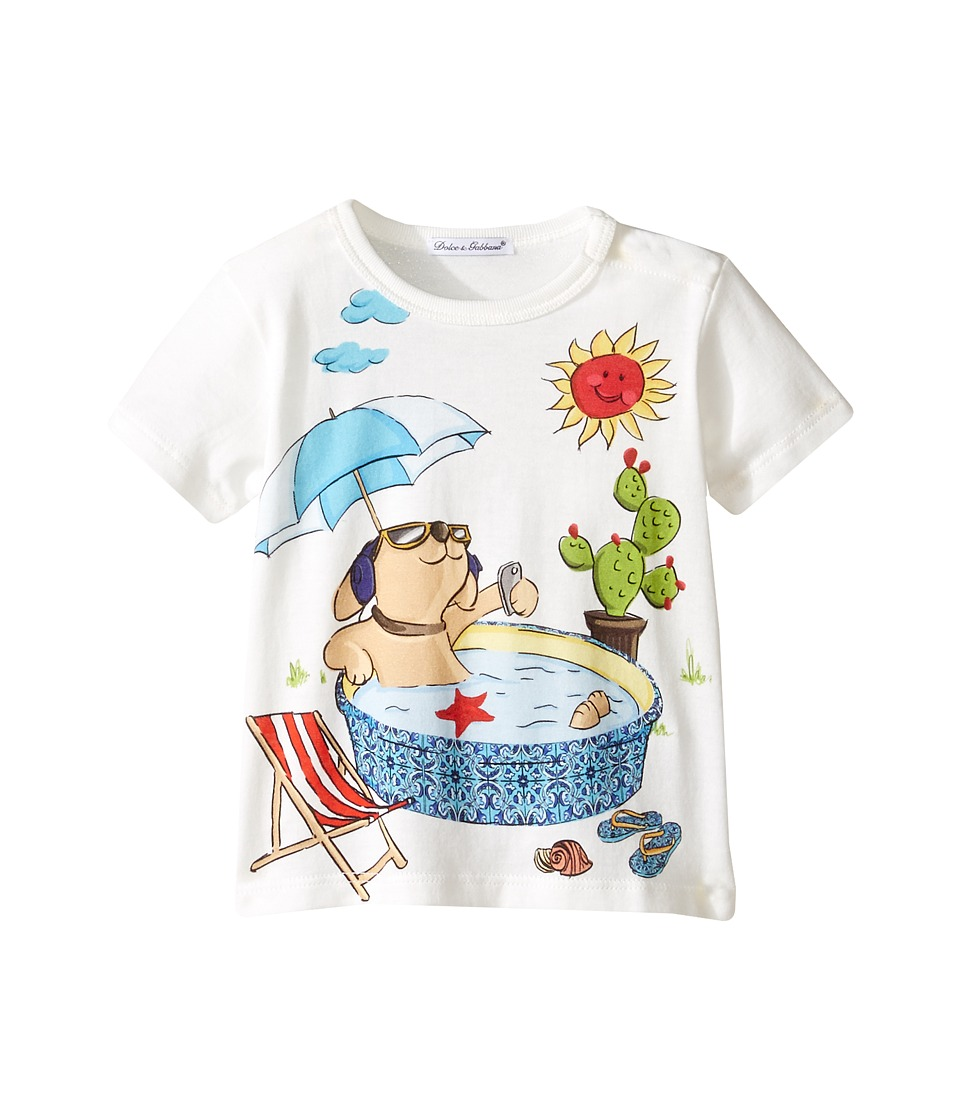 Dolce & Gabbana Kids - Mimmo Swimming Pool T-Shirt
