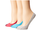 Sperry Top-Sider Padded Sole Liners 3-Pair