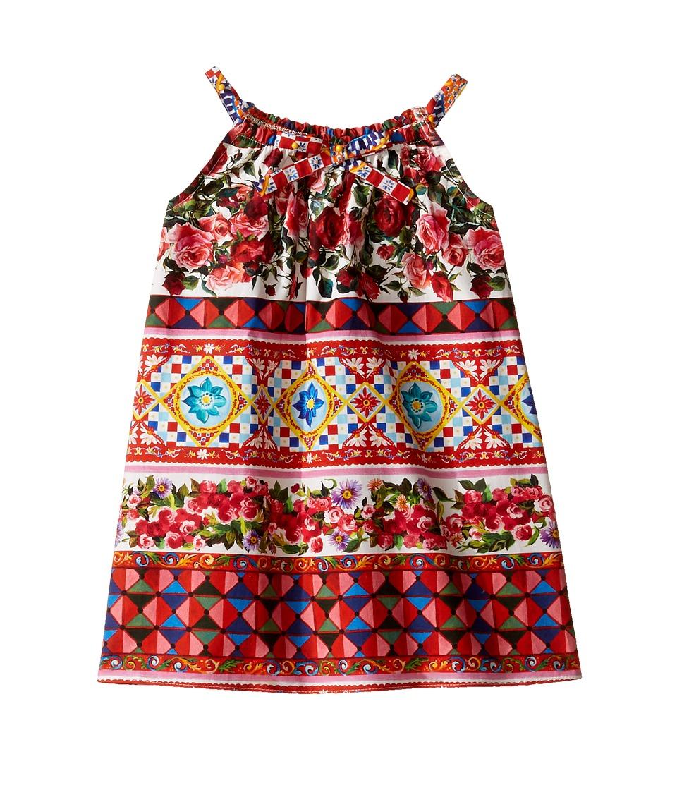 Dolce & Gabbana Kids - Mambo Poplin Dress
