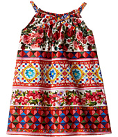 Dolce & Gabbana Kids - Mambo Poplin Dress (Infant)