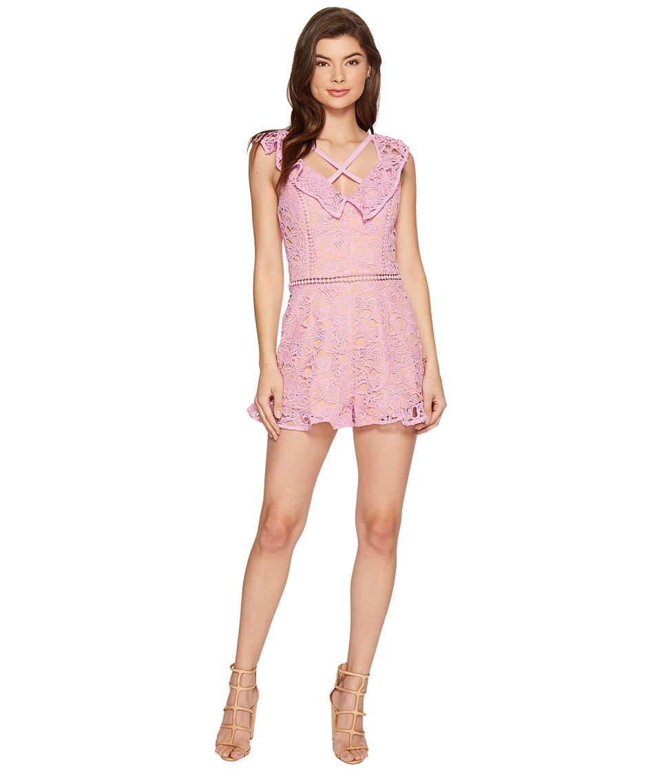 Adelyn Rae - Sabina Woven Lace Dress