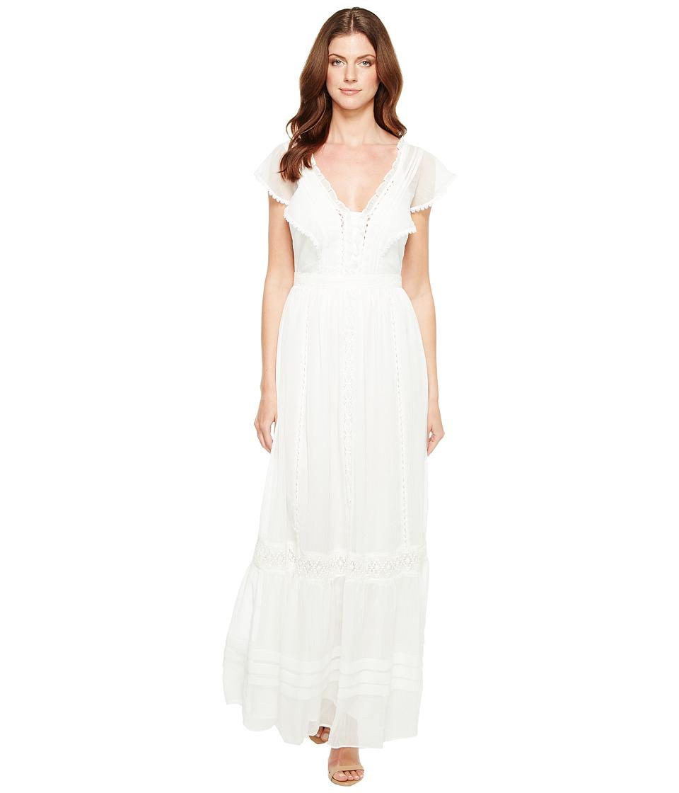 Adelyn Rae - Joanne Woven Printed Maxi Dress