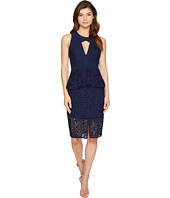 Adelyn Rae - Laureen Woven Lace Sheath Dress