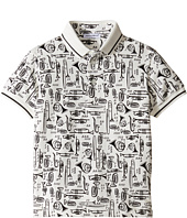 Dolce & Gabbana Kids - Saxophone Polo (Toddler/Little Kids)