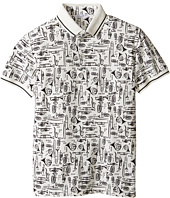 Dolce & Gabbana Kids - Saxophone Polo (Big Kids)