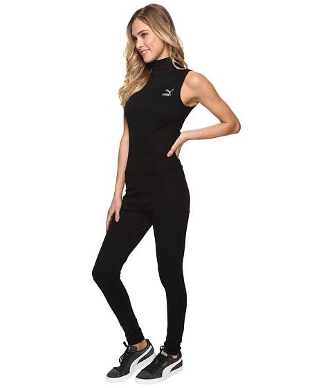 puma jumpsuit black