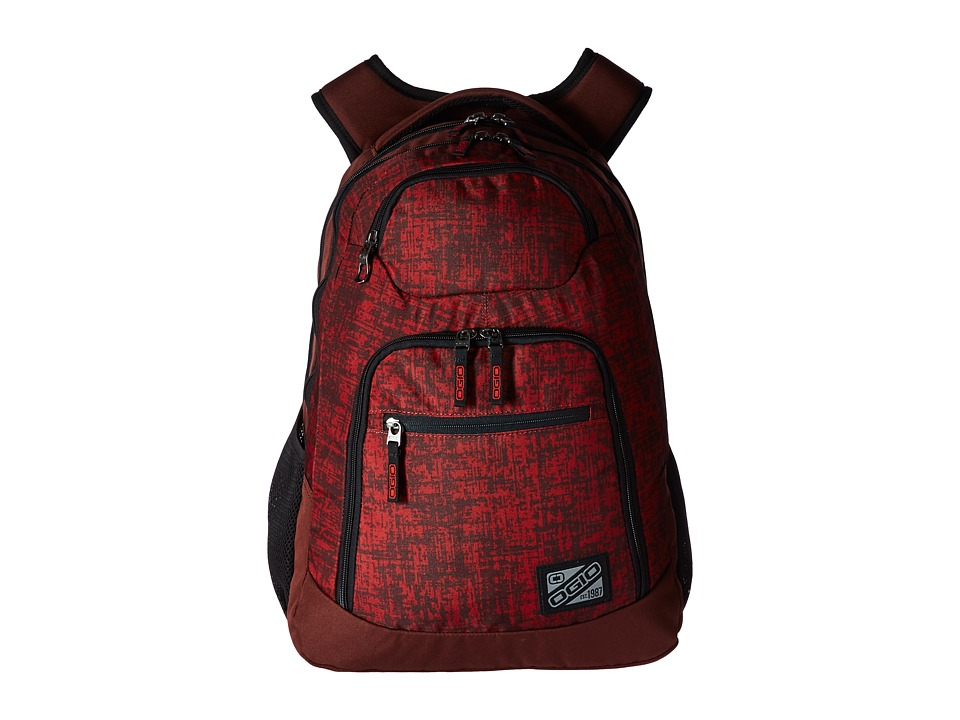 OGIO Tribune Pack (Red Genome) Backpack Bags