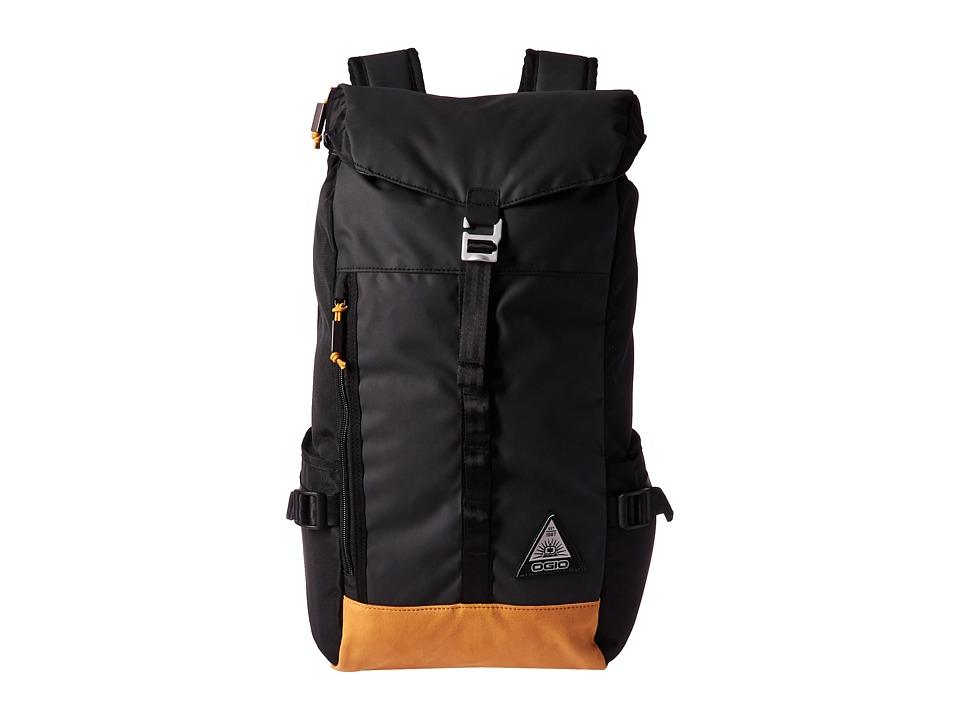 OGIO Escalante Pack (Black/Matte) Backpack Bags