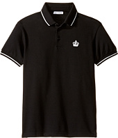Dolce & Gabbana Kids - Basic Crown Polo (Toddler/Little Kids)