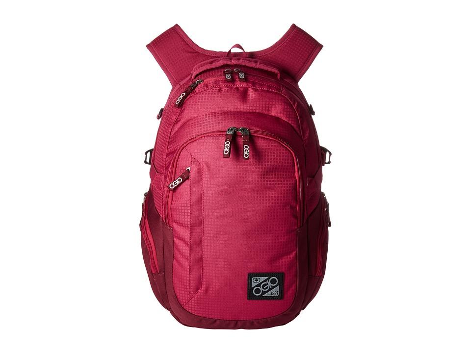 OGIO Quad Pack (Raspberry) Backpack Bags