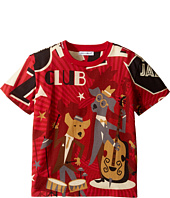 Dolce & Gabbana Kids - Mambo Club T-Shirt (Toddler/Little Kids)