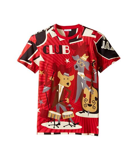 Dolce & Gabbana Kids Mambo Club T-Shirt (Big Kids)