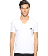 Dolce & Gabbana - Deep V-Neck T-Shirt