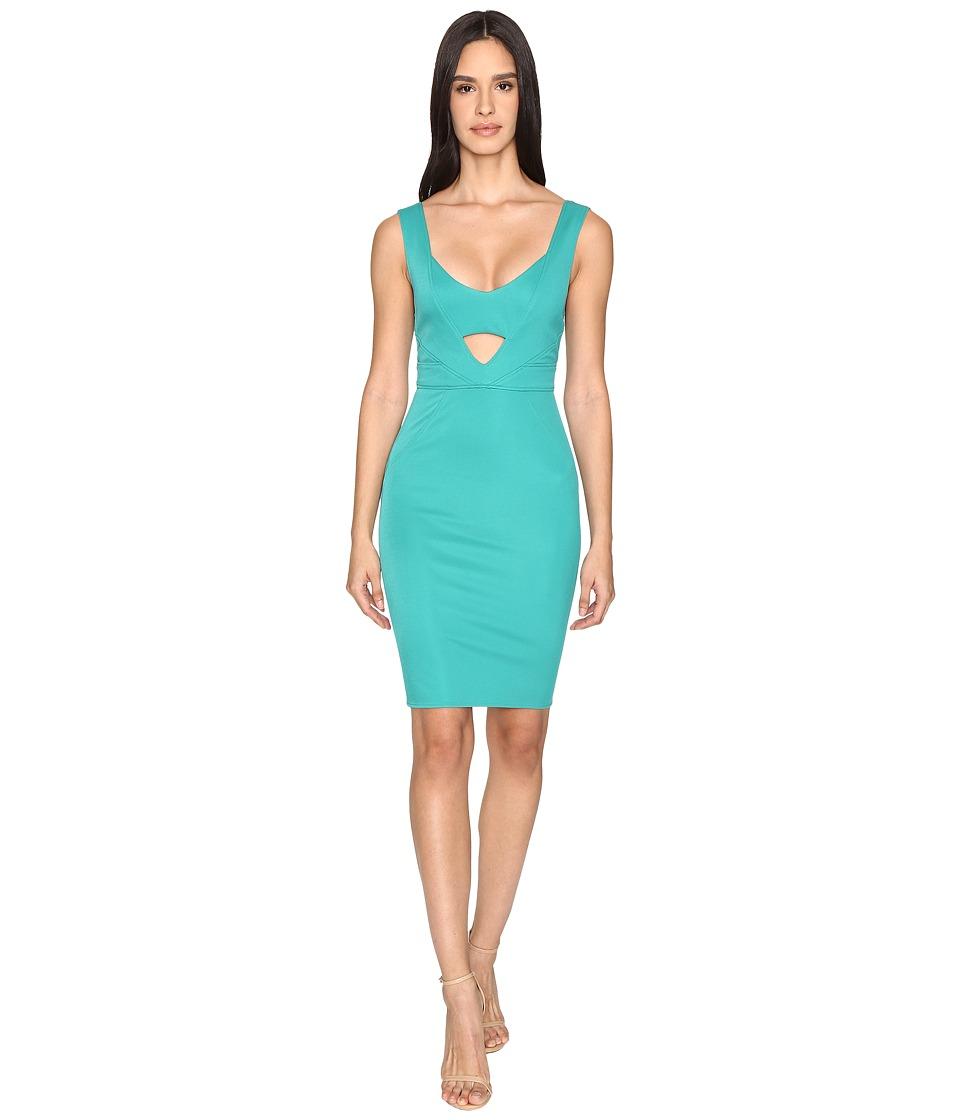 ZAC Zac Posen Kenzie Dress (Emerald) Women