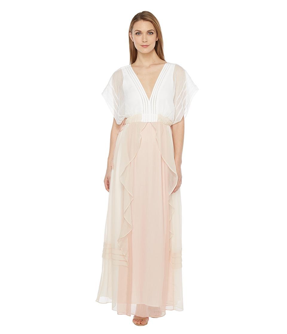 Adelyn Rae - Helene Woven Maxi Dress