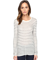 ATM Anthony Thomas Melillo - Long Sleeve Viscose Jersey Crew