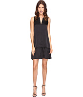 ATM Anthony Thomas Melillo - Sleeveless Dress with Ruffled Bottom