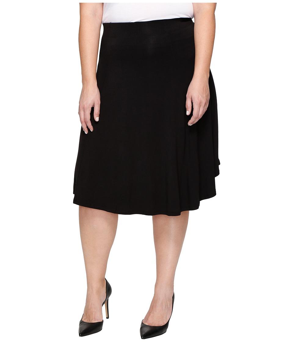 B Collection by Bobeau Curvy - Plus Size Mae Skirt