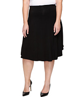 B Collection by Bobeau Curvy - Plus Size Mae Skirt