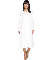 Adelyn Rae - Chelsea Woven Midi Dress