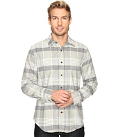 Nautica - Long Sleeve Large Plaid Oxford
