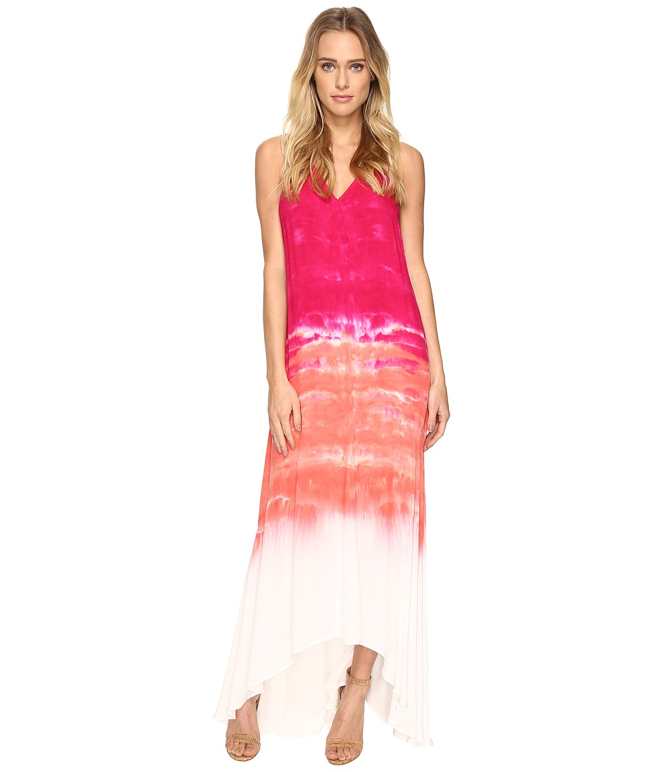 Young Fabulous & Broke Shanice Dress (Hibiscus Water) Women