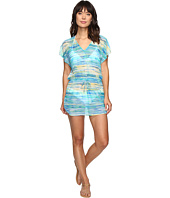 LAUREN Ralph Lauren - Carnival Poolside Tunic Cover-Up
