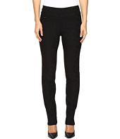 Lisette L Montreal - Rosette Pattern Slim Pants