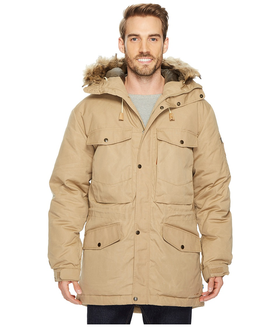 Fjallraven Singi Down Jacket (Sand) Men