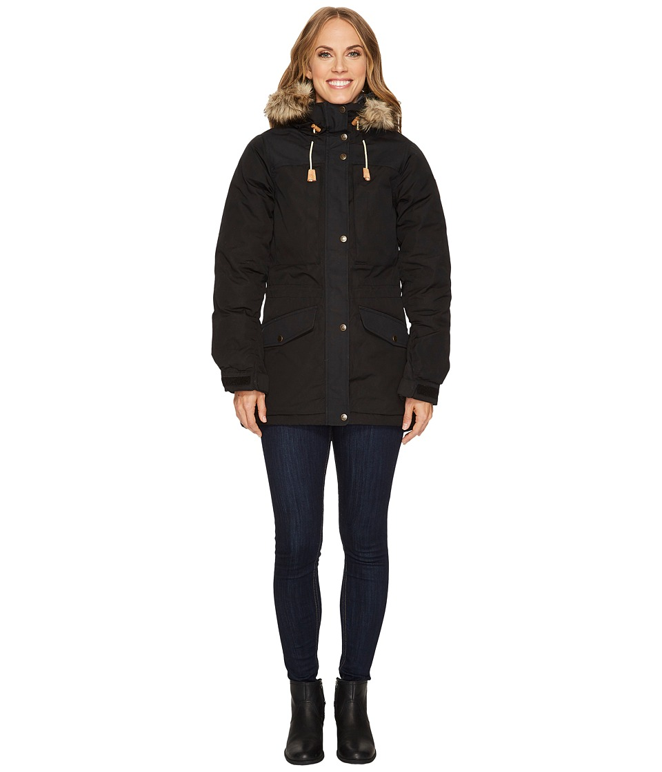Fjallraven Singi Down Jacket (Black) Women