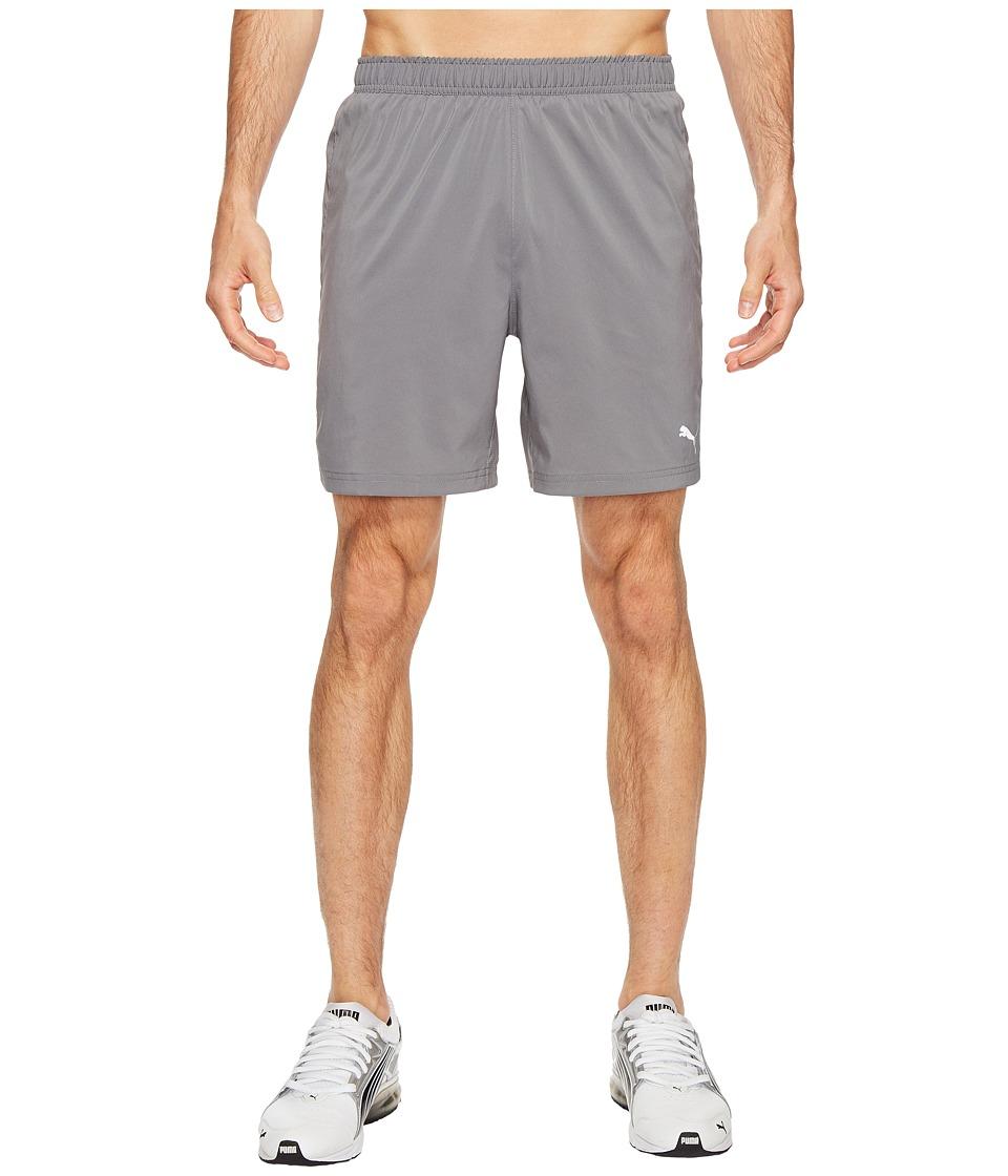 PUMA Core-Run 7 Shorts (Quiet Shade) Men