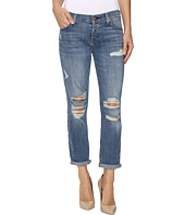 7 For All Mankind - Josefina w/ Destroy in Bright Light Broken Twill
