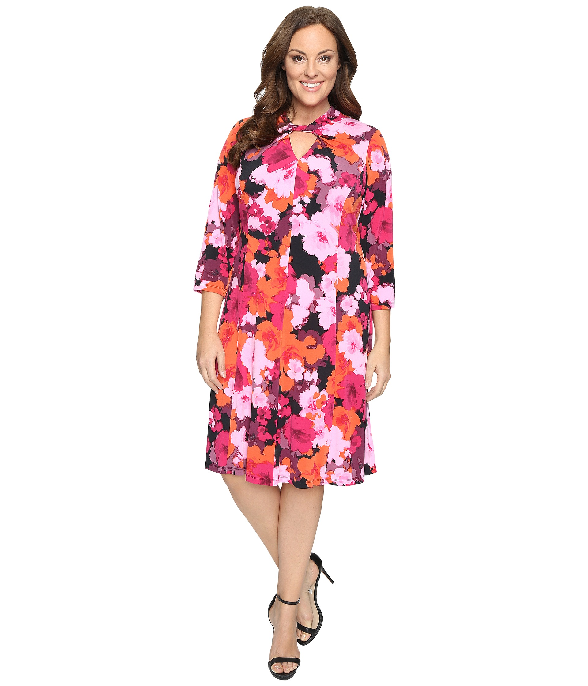 K g plus size dresses 30 35