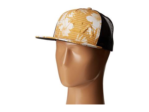 RVCA Sameness Trucker Hat - Marigold