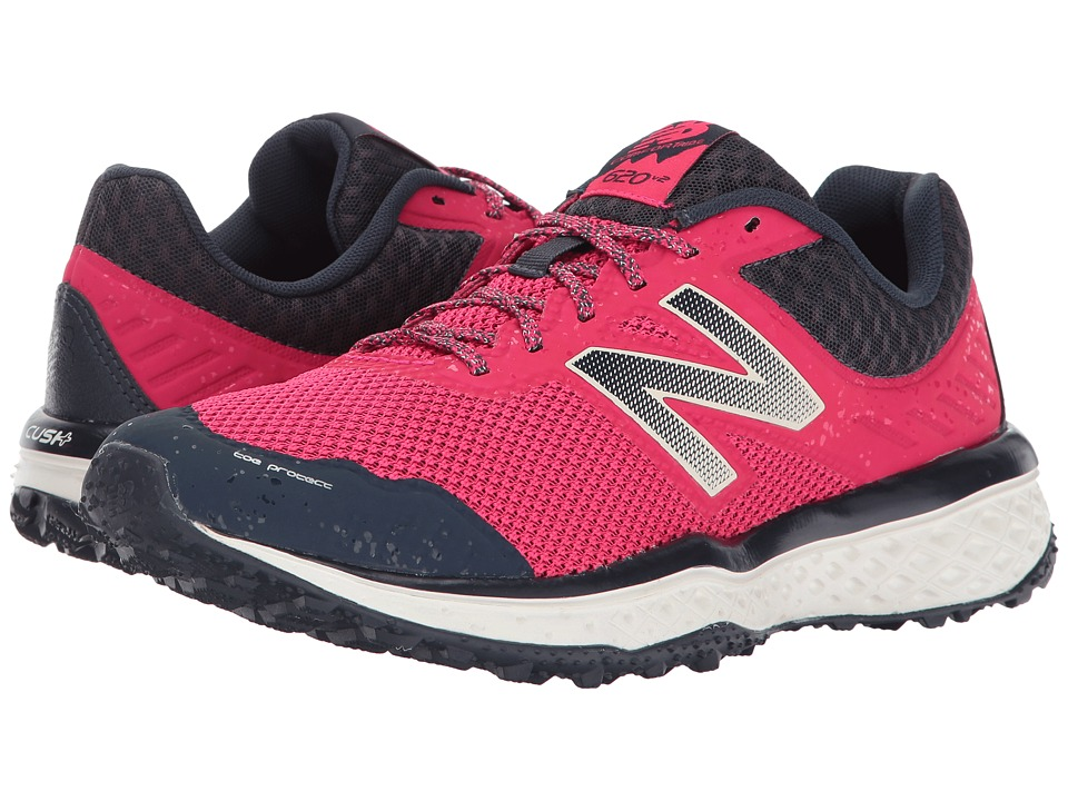 New Balance - T620v2 (Pomegranate/Outerspace/Deep Ozone Blue) Women's Running Shoes